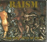 RAISM - The Very Best Of Pain (Digi - Pak)