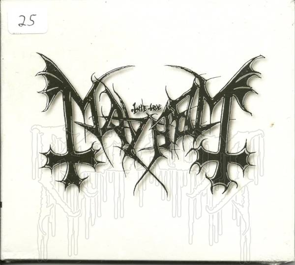 MAYHEM - Grand Declaration Of War (Digi - pak)