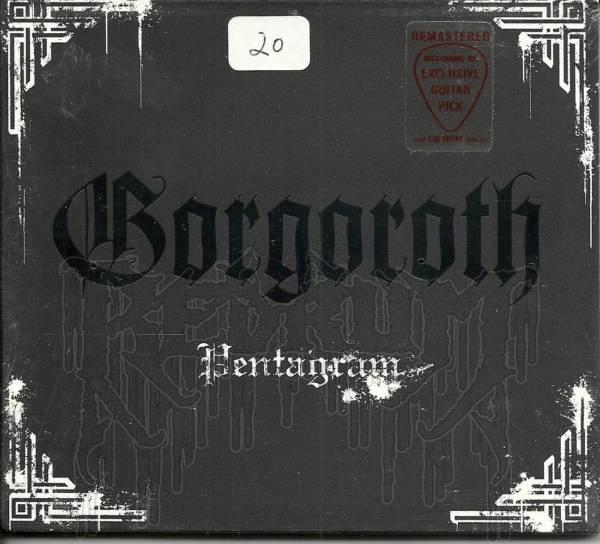 GORGOROTH - Pentagram (Digi - pak)