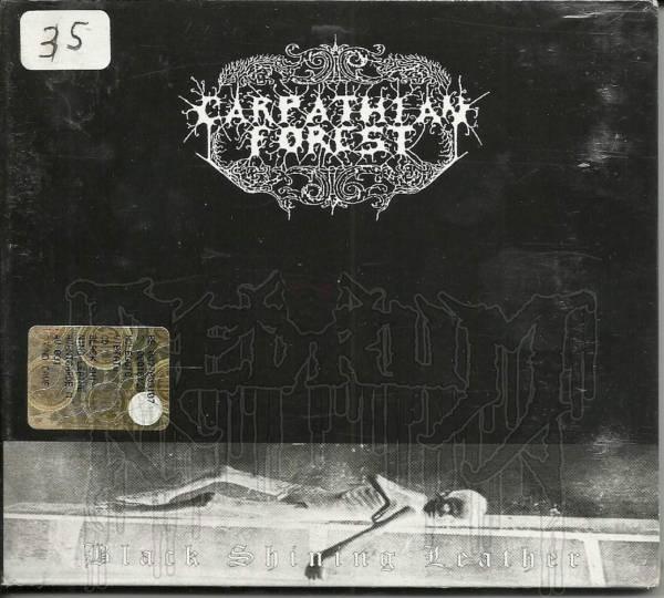 CARPATHIAN FOREST - Black Shining Leather (Original Digi - pak Release)