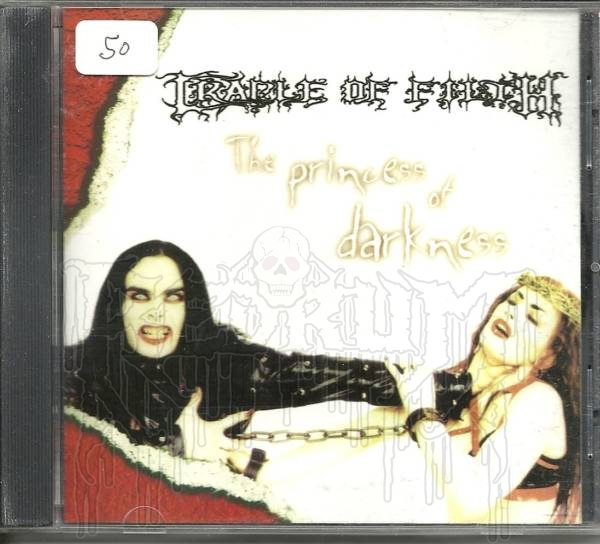 CRADLE OF FILTH - The Princess Of Darkness