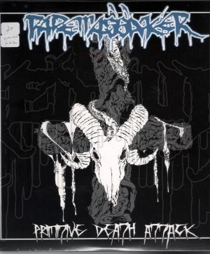"RADEMASSAKER - Primitive Death Attack 10"" MLP"