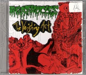 AGATHOCLES/THE VANISHING ACT - Split C.D.