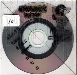 """NECROCANNIBALISTIC VOMITORIUM / SLOTH Split 3"""" MCD"""