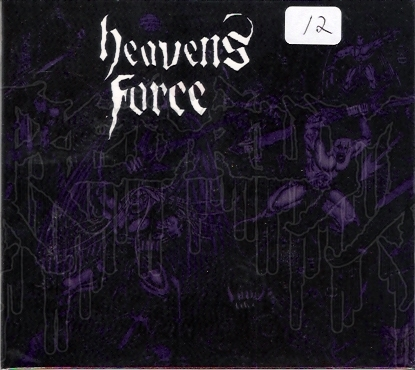 HEAVENS FORCE - Aggressive Angel (Digi-pak)