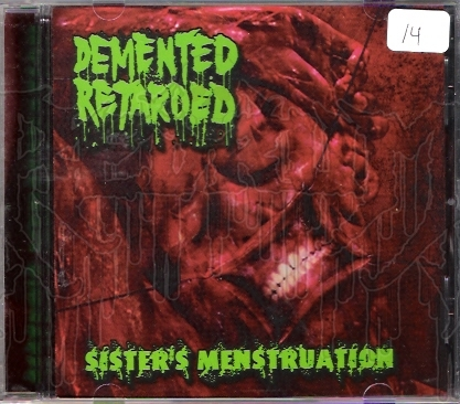 DEMENTED RETARDED - Sisters Menstruation