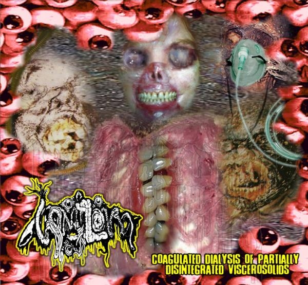 VOMITOMA - Coagulated Dialysis of Partial Disintegrated Viscerosolids (Limited Digipak)